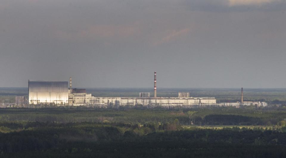 Сегодня отмечают 33-ю годовщину аварии на Чернобыльской АЭС, фото-1