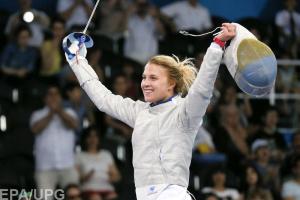 Olga Kharlan est la meilleure athlète ukrainienne du mois de décembre