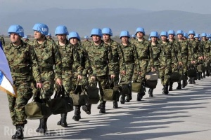 OSCE proposes creating joint peacekeeping mission with UN in Donbas