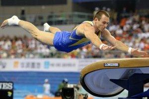 【体操】イーホル・ラジヴィロウ、欧州選手権の跳馬で優勝