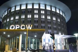 Украина стала соавтором проекта решения ОЗХО по Сирии из-за применения химоружия