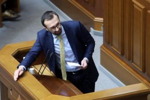 Лещенко передав ГПУ матеріали з офісу Манафорта