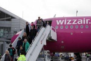 """Авіакомпанія Wizz Air відкрила продаж квитків з """"Борисполя"""""""
