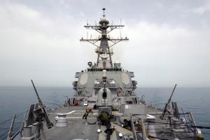 Amerikanischer Zerstörer Donald Cook wird in Hafen von Odessa anlaufen