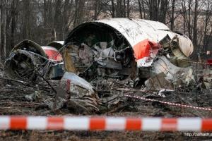Британские эксперты нашли следы тротила на обломках самолета Качиньского