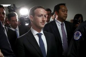Цукерберг стал фигурантом судебного иска по делу Cambridge Analytica