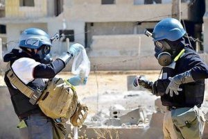 ЕС продлил санкции против России и Сирии за распространение химоружия