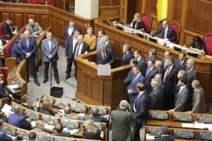 """Опоблок зареєстрував у Раді два документи проти """"мовного"""" закону"""