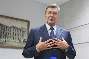 Kyiv court to deliver verdict against Yanukovych on Jan 24