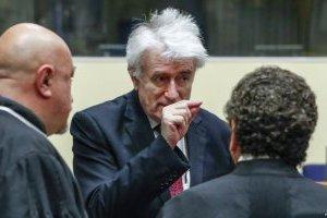 Британія погодилася перевести засудженого за геноцид Караджича до своєї в'язниці