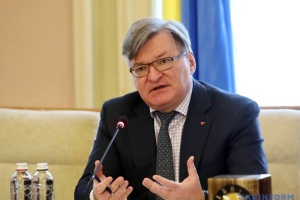 Batkivshchyna Party deputy head, French ambassador discuss political situation in Ukraine