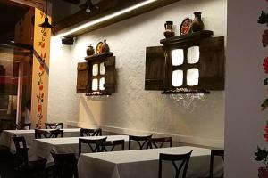 На Луганщине решили разрешить открытие ресторанов