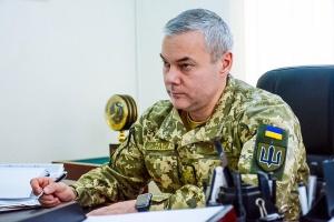 Воєнних загроз на кордоні з Білоруссю та Придністров'ям немає - Наєв