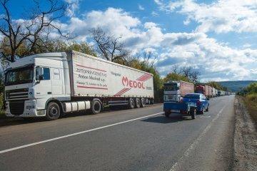 Вантажні автоперевезення: Криклій каже, що Туреччина послабила обмеження