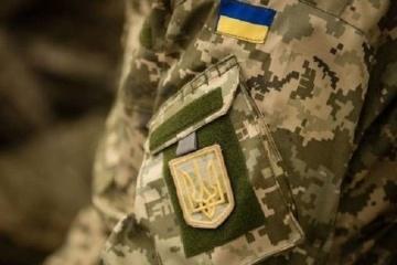 過去5か月東部でのウクライナ軍人死者33名
