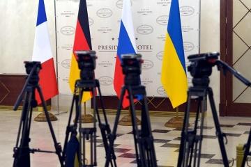 ¿Qué esperar de la reunión virtual de los ministros de Exteriores de los países del Cuarteto de Normandía?