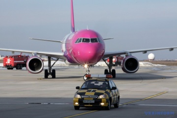 Wizz Air launches seven new routes from Ukraine