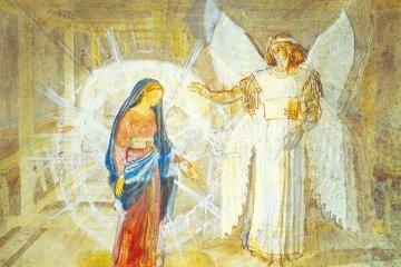 Los cristianos del rito oriental celebran la Anunciación