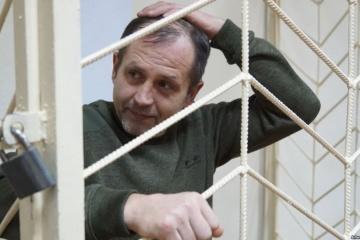 Les Russes ont transféré Balukh dans une colonie pénitentiaire de la région de Tver