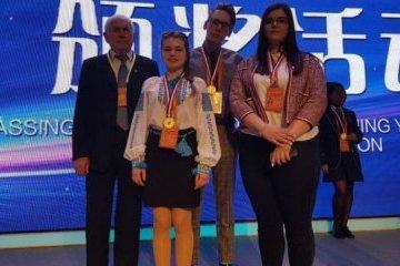 乌克兰中学生折桂中国科技创新大赛
