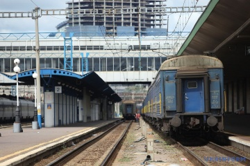 Ukrzaliznytsia: Passenger transportation between Kyiv and Boryspil Airport may reach 3.8 mln in 2019