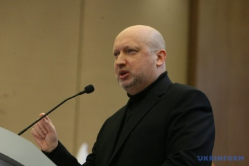Turchynov: Russia preparing for large-scale continental war