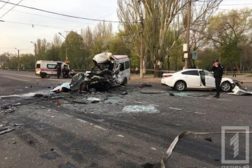 Eight killed, 18 injured in road accident in Kryvy Rih