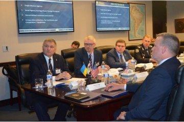 L'Ukraine et les États-Unis vont lutter ensemble contre le narcotrafic international (photos)