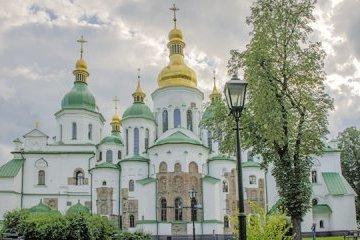 基辅索菲亚教堂计划年底前修复十一世纪的壁画