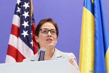 U.S. Ambassador Yovanovitch expects democratic and peaceful elections in Ukraine