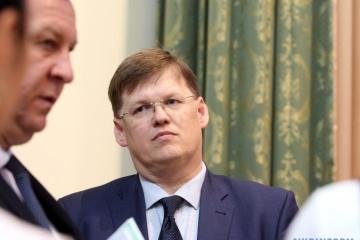 Ukraine's economy growing faster than international experts predicted – Rozenko
