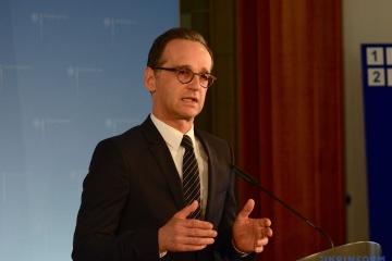 德国外长:如果莫斯科想停止战争,叙利亚和乌克兰的战争就会结束