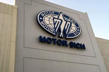 Volodymyr Zelensky a exclu la possibilité de vendre Motor Sich à des étrangers