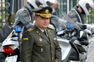 Fifteen foreign partners to attend military parade on Independence Day of Ukraine – Poltorak