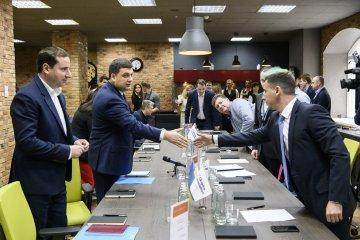 格罗伊斯曼:乌克兰IT领域创36亿美元预算收入