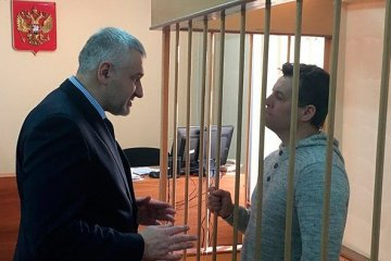 Feygin today to visit Sushchenko in prison