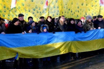 越来越多的顿涅茨克居民认同自己是乌克兰人