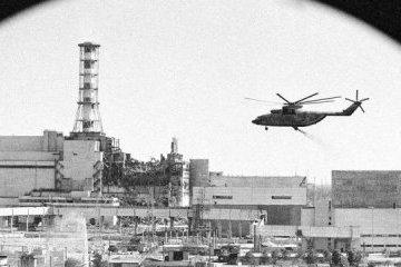 Commémorations et questionnements autour de Tchernobyl