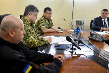 波罗申科:乌克兰将为被占区的每一位公民战斗
