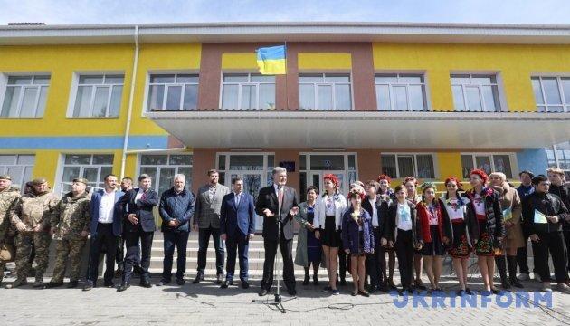 Порошенко: Моїм пріоритетом був, є, залишається і буде Донбас