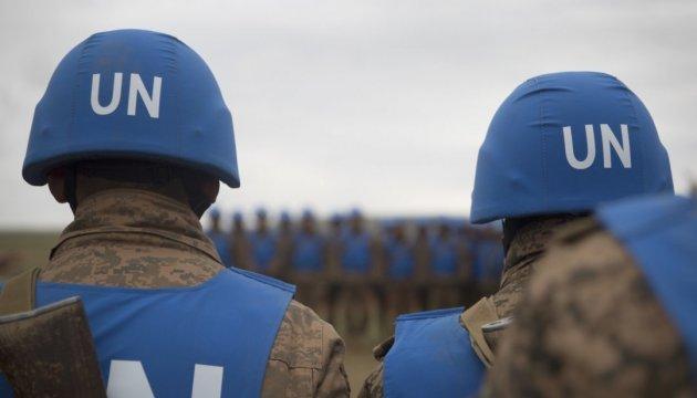 Poroshenko y Steinmeier discutirán el despliegue de una misión de paz de la ONU en Donbás