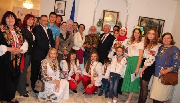 Українська громада Йорданії відзначила Шевченківські дні