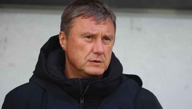 Хацкевич про матч у Маріуполі: Команди продемонстрували безкомпромісний футбол