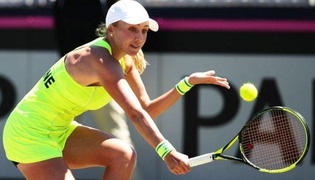 Людмила Кіченок встановила особистий рекорд у парному рейтингу WTA