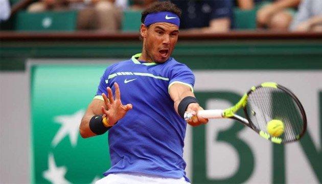 Теніс: Рафаель Надаль повернувся на першу сходинку рейтингу ATP