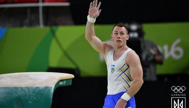 Гімнаст Ігор Радівілов став кращим спортсменом березня в Україні