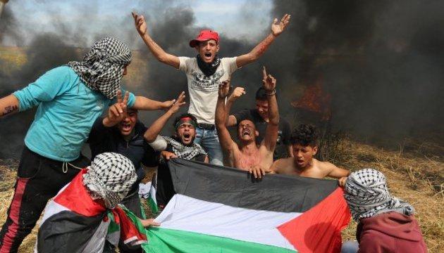 Столкновения в Секторе Газа: число жертв возросло до 18