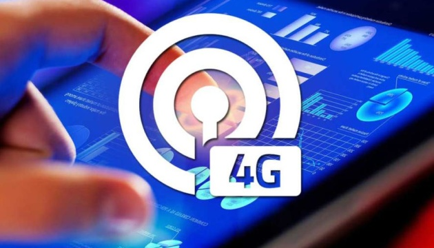 More than a million Ukrainians already use 4G
