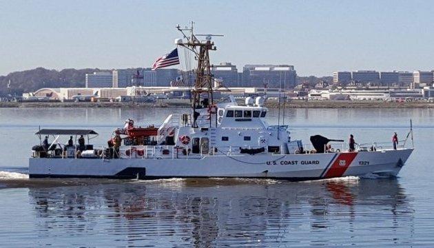 ВМС України отримають від США патрульні катери Island