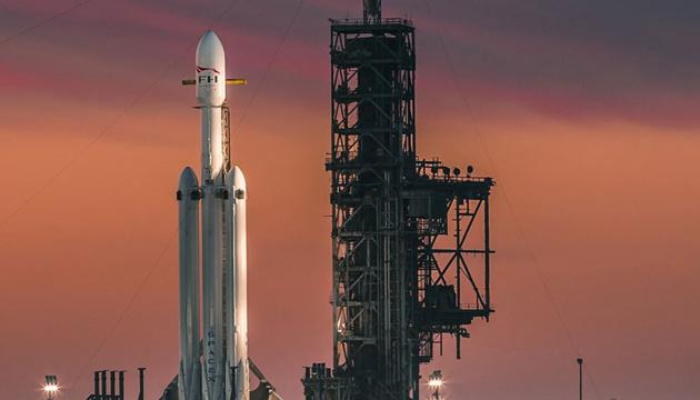 Компанія SpaceX перенесла запуск ракети Falcon 9